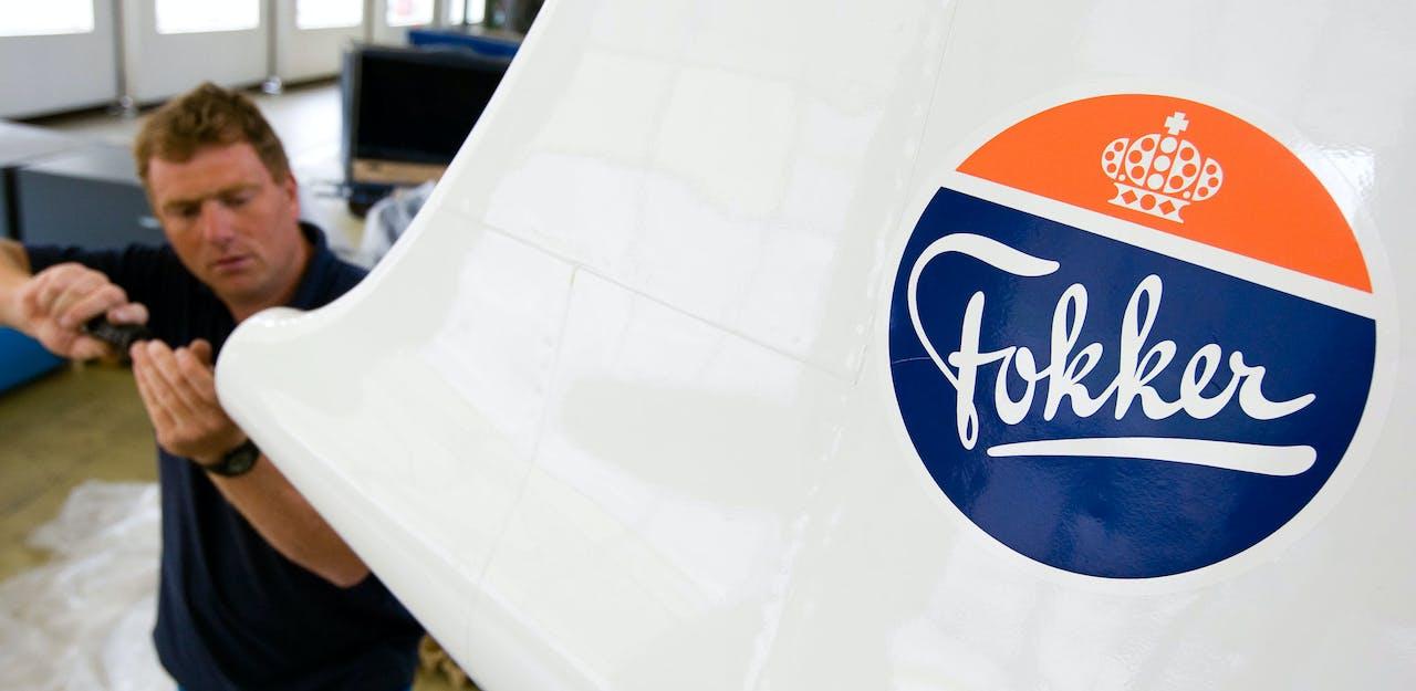 Image result for Fokker Elmo fabriek