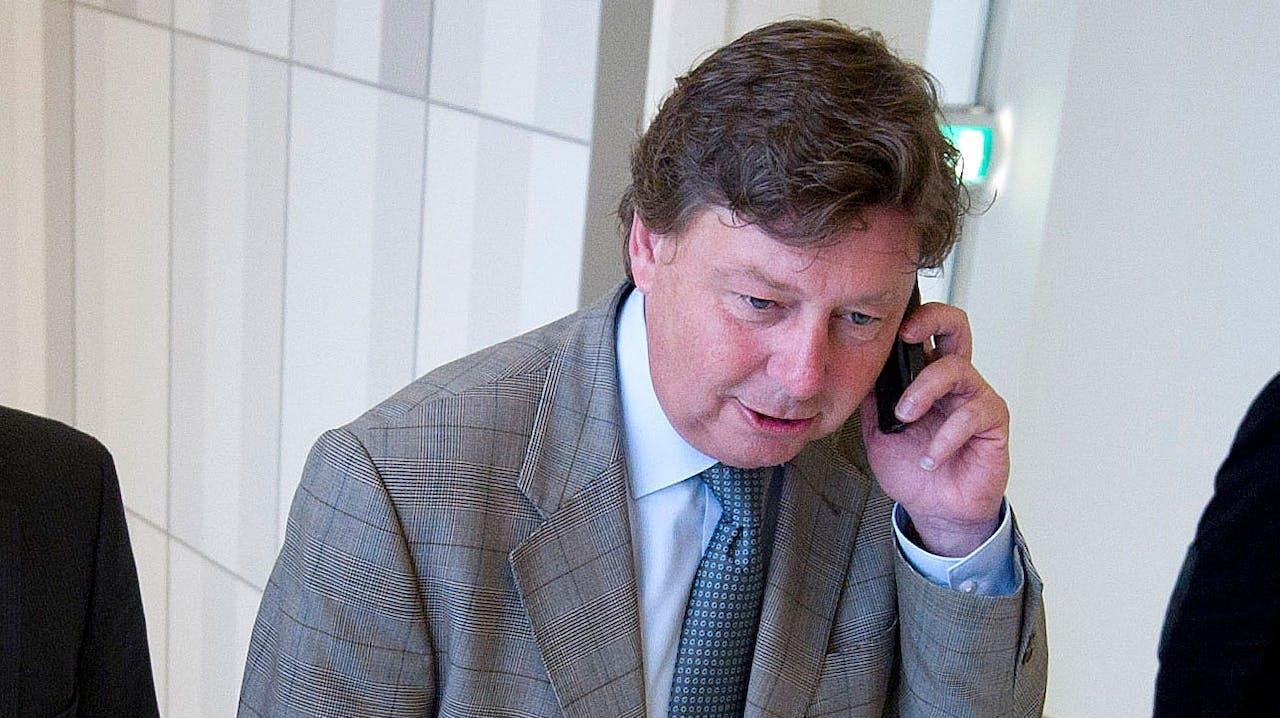 Voormalig burgemeester Ricardo Offermanns (VVD) van Meerssen.