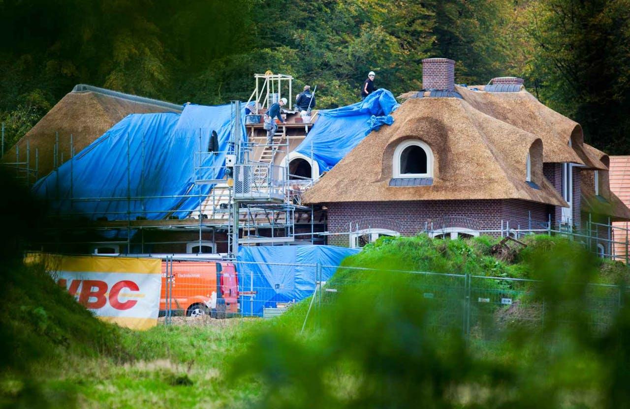 Hippisch complex in Oosterbeek