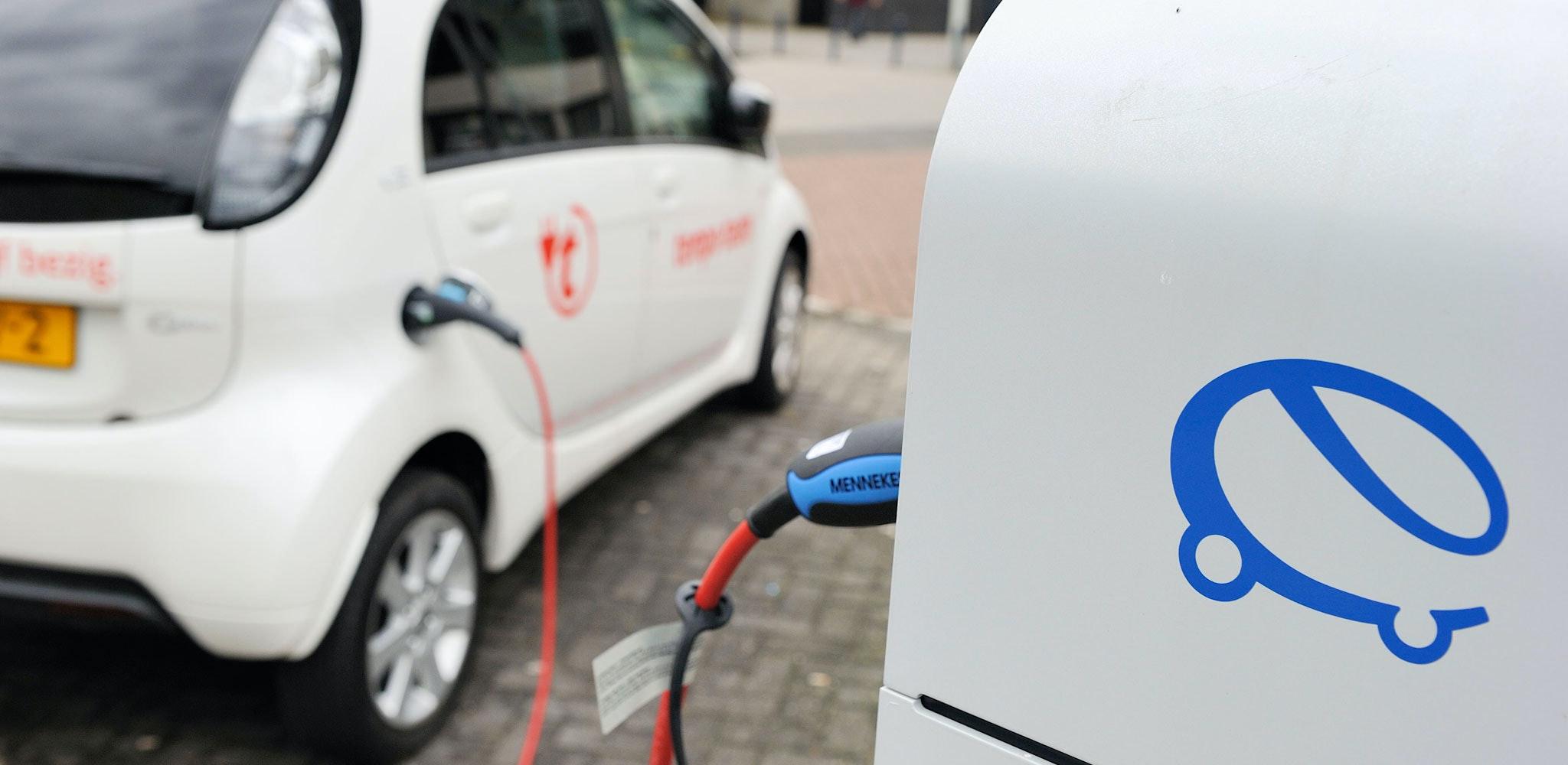 Elektrische Auto Kost Fiscus Half Miljard Het Financieele Dagblad