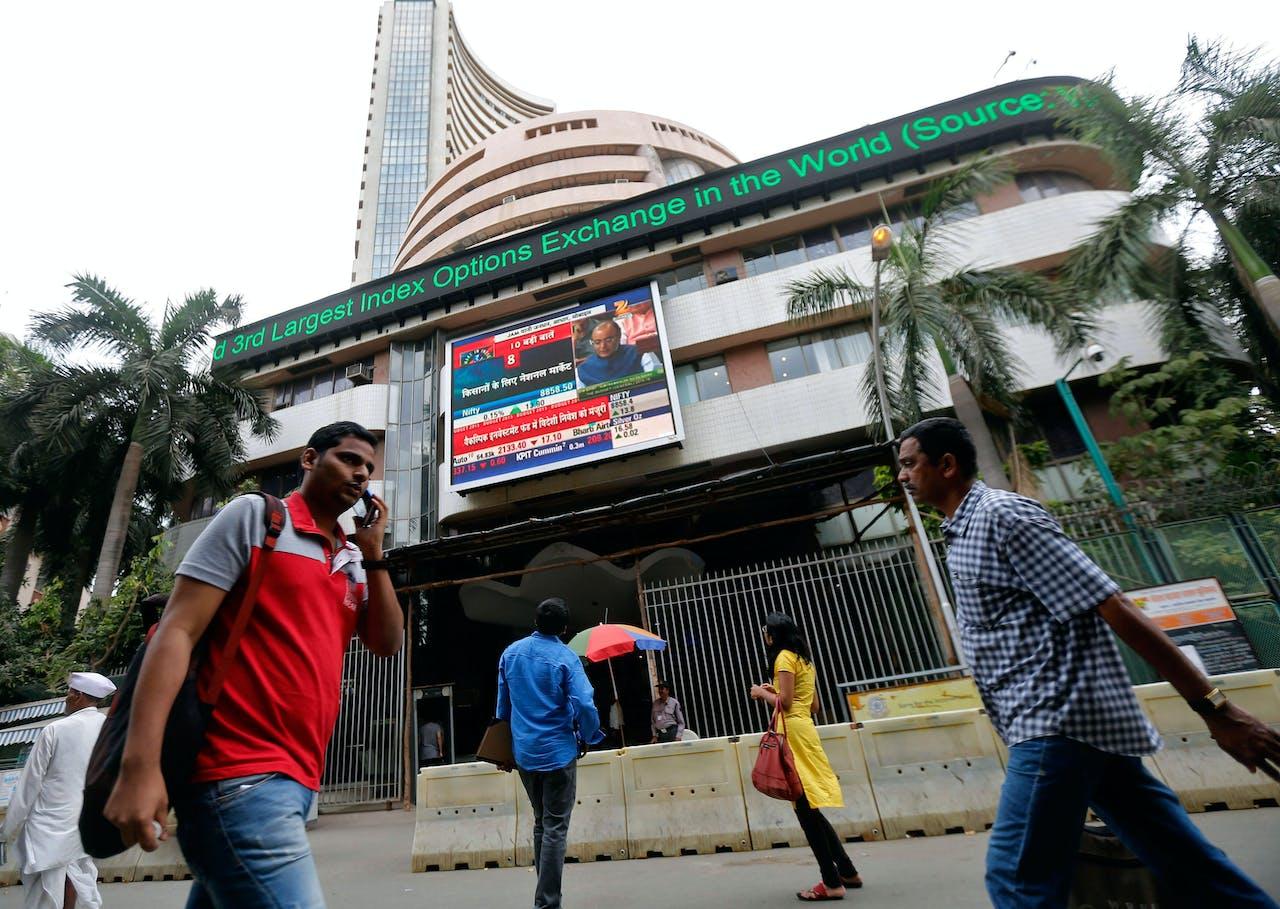 Effectenbeurs van Bombay