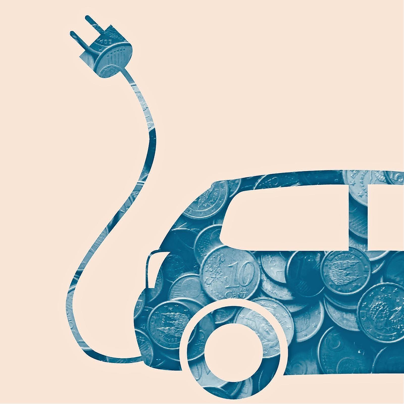 Elektrische Auto Massaal Geexporteerd