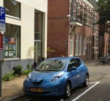 Utrecht Gebruikt Elektrische Auto Als Buffer
