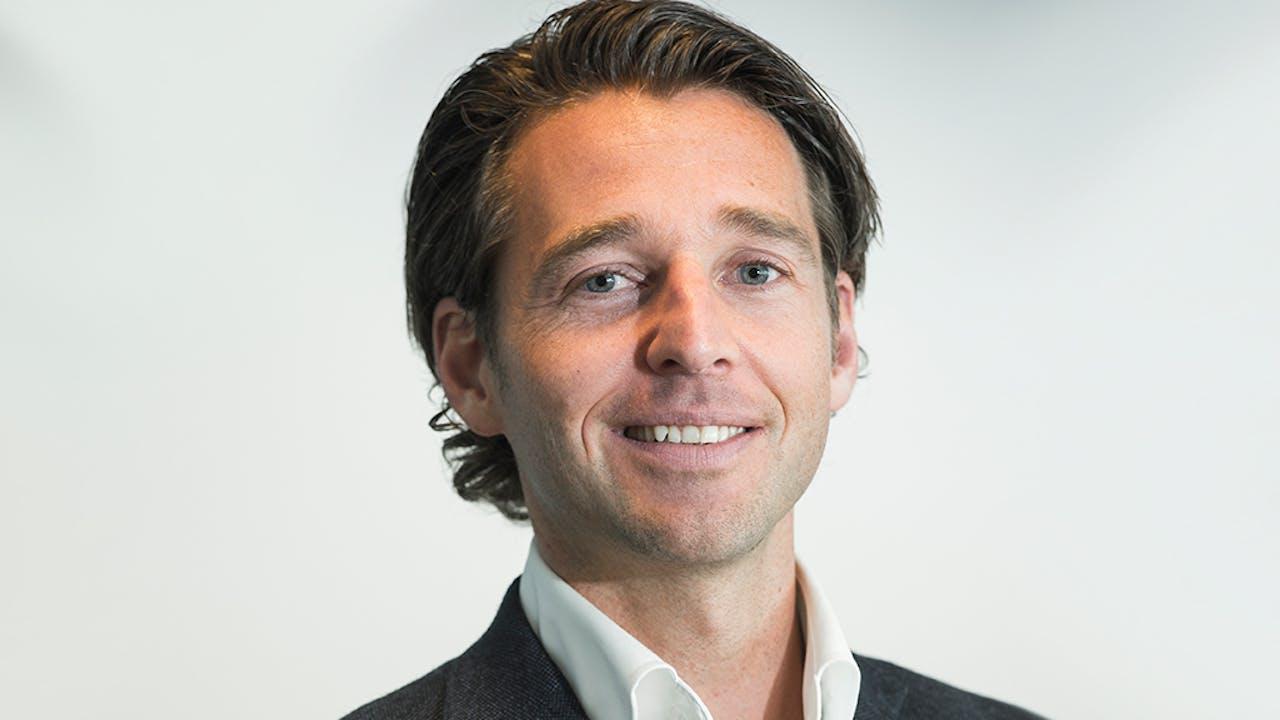 Patrick Verhulst, Retail Marketing Manager bij Samsung.