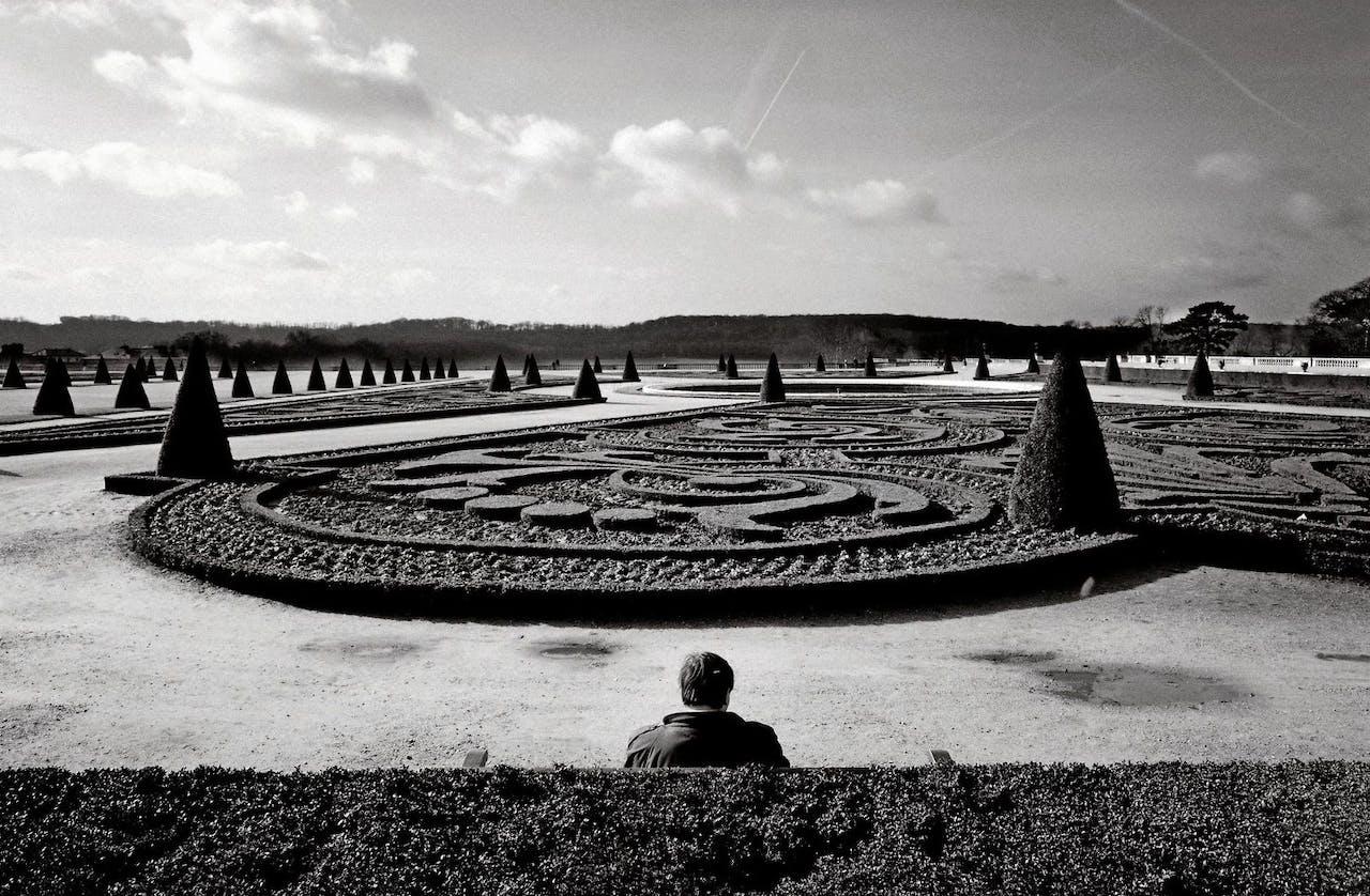 Paleis Van Versailles Lodewijk Xiv.Het Genie Achter Versailles