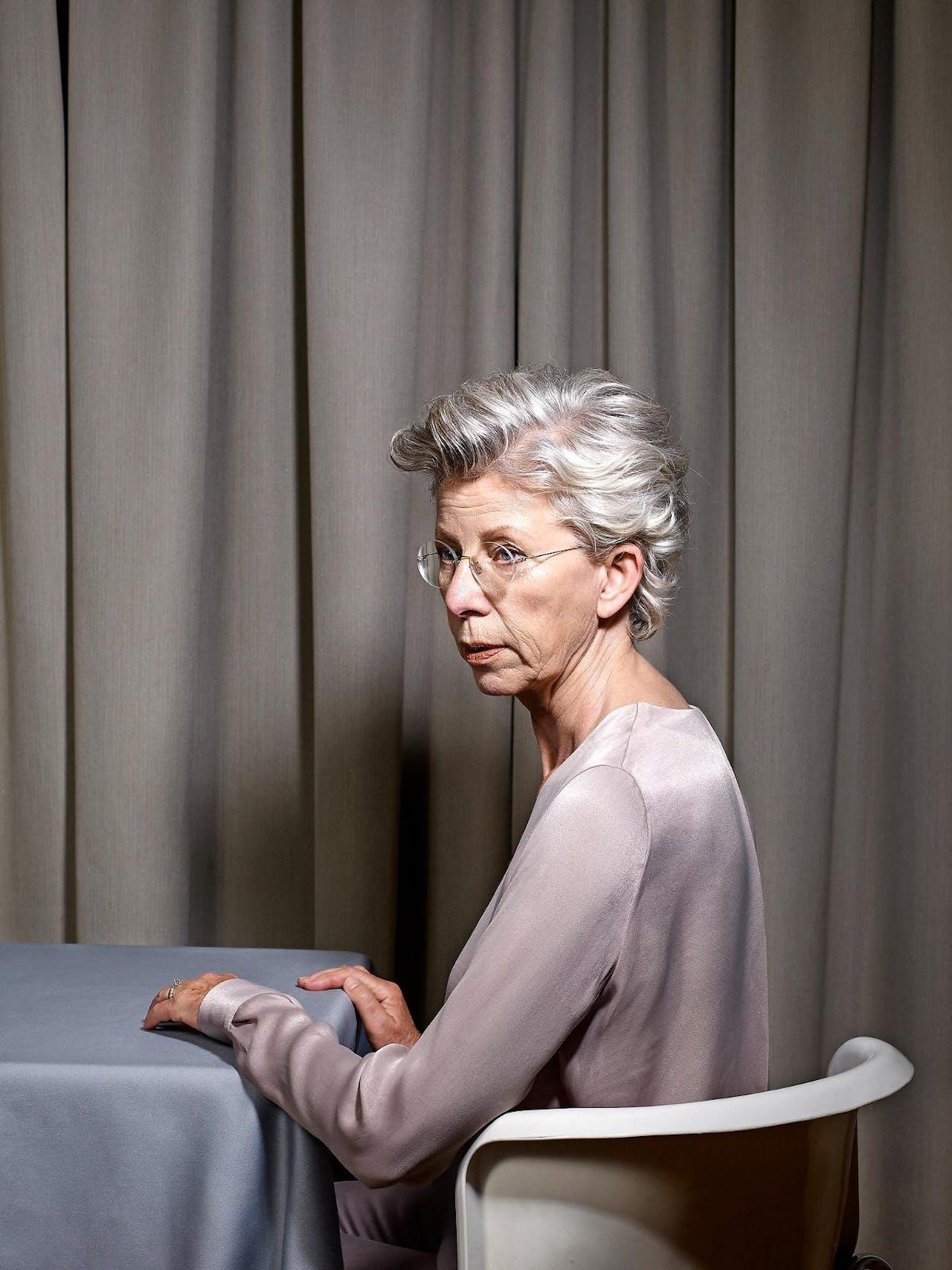 Voormalig rechter Charlotte Keijzer