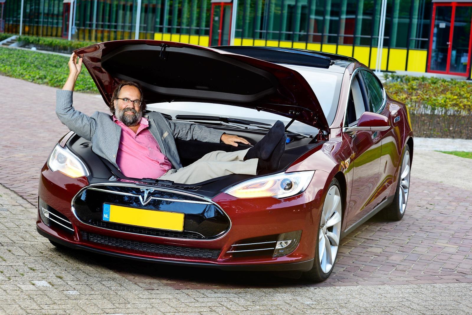 Elektrische Auto Is Niet Meer Te Stoppen