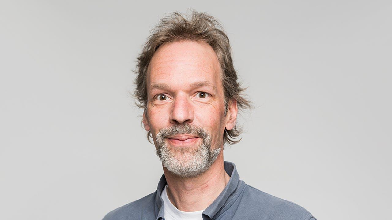 Michiel Schols studeert aan de Leidse instrumentmakers School.