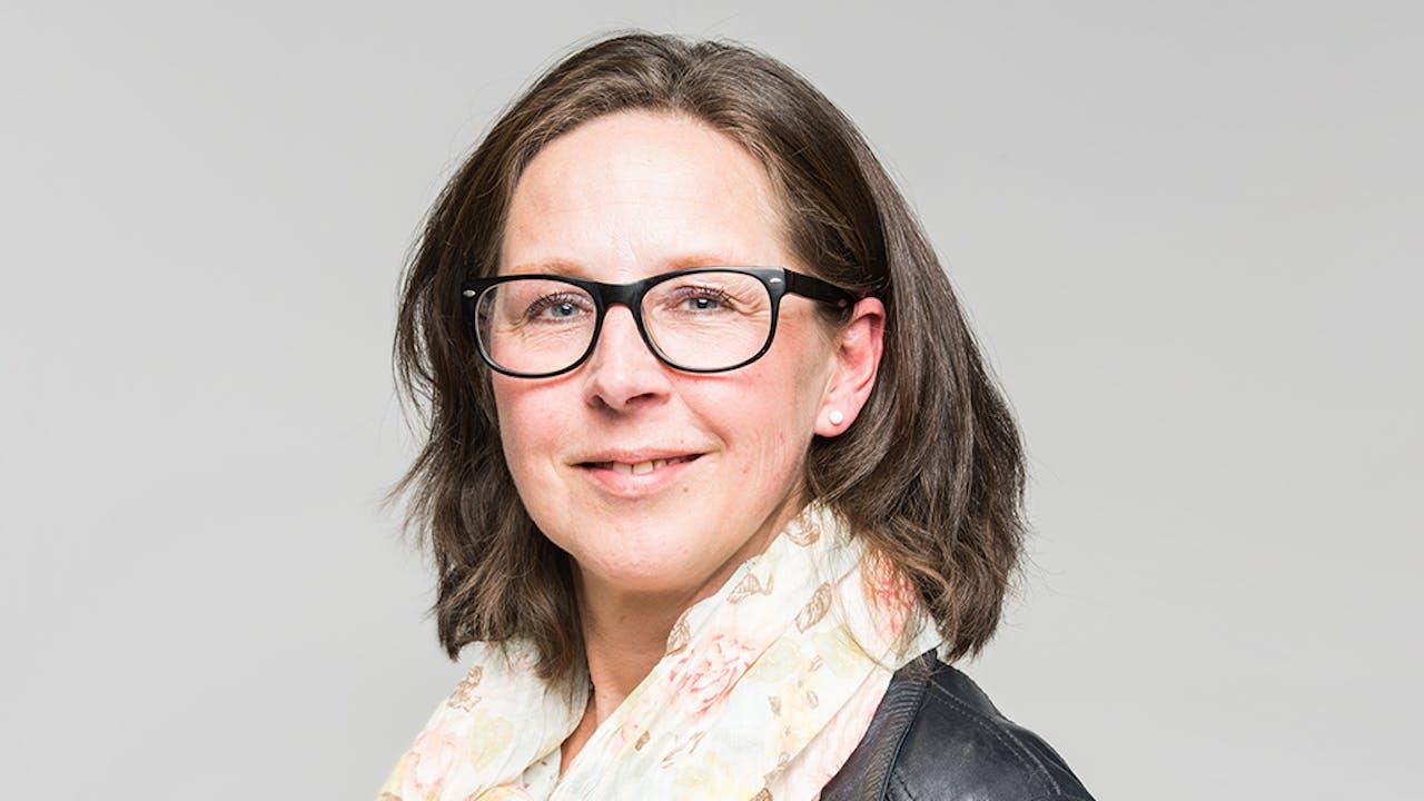 Ageeth van den Heuvel: 'Niets integreert zo goed als een baan waar je happy in bent.'
