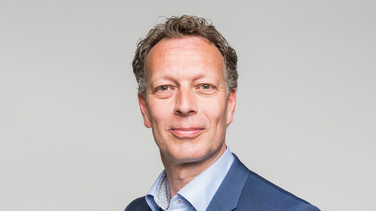 Egmond Borgdorff is directeur personeelsbeleid en arbeidsmarkt bij Achmea.