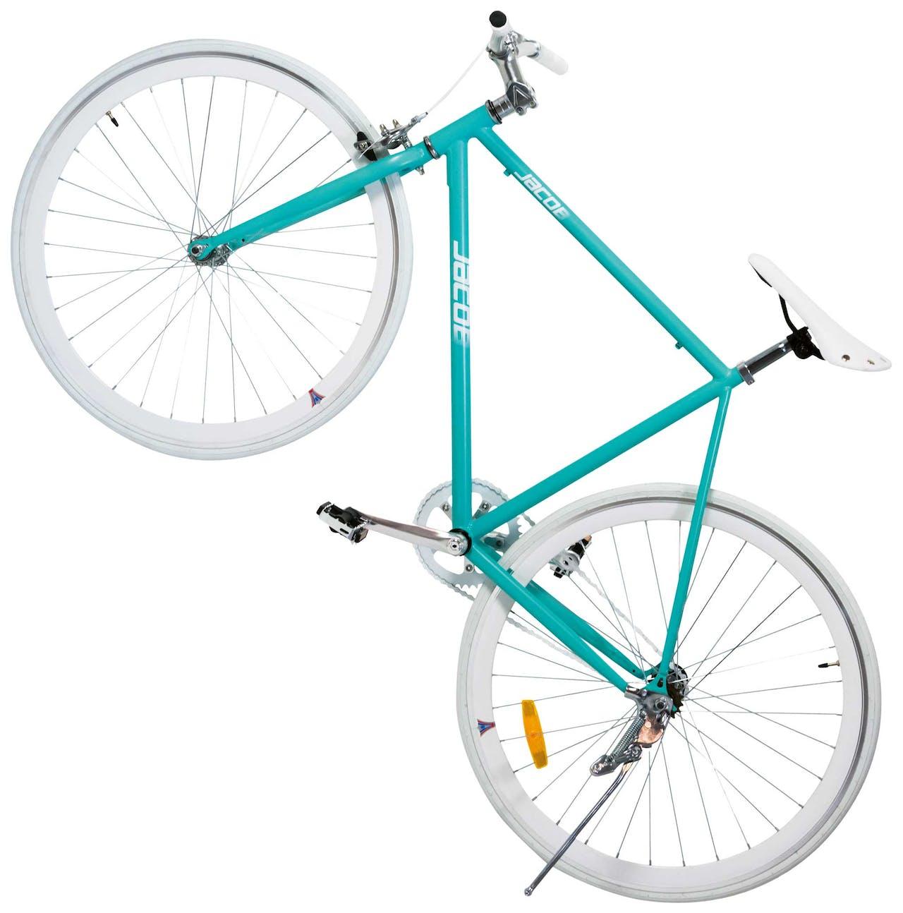 De makers van Jacob lieten zich inspireren door de subcultuur van de fietskoeriers.