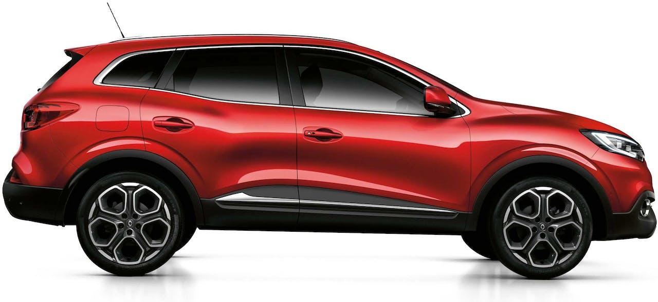 De nieuwe Renault Kadjar.