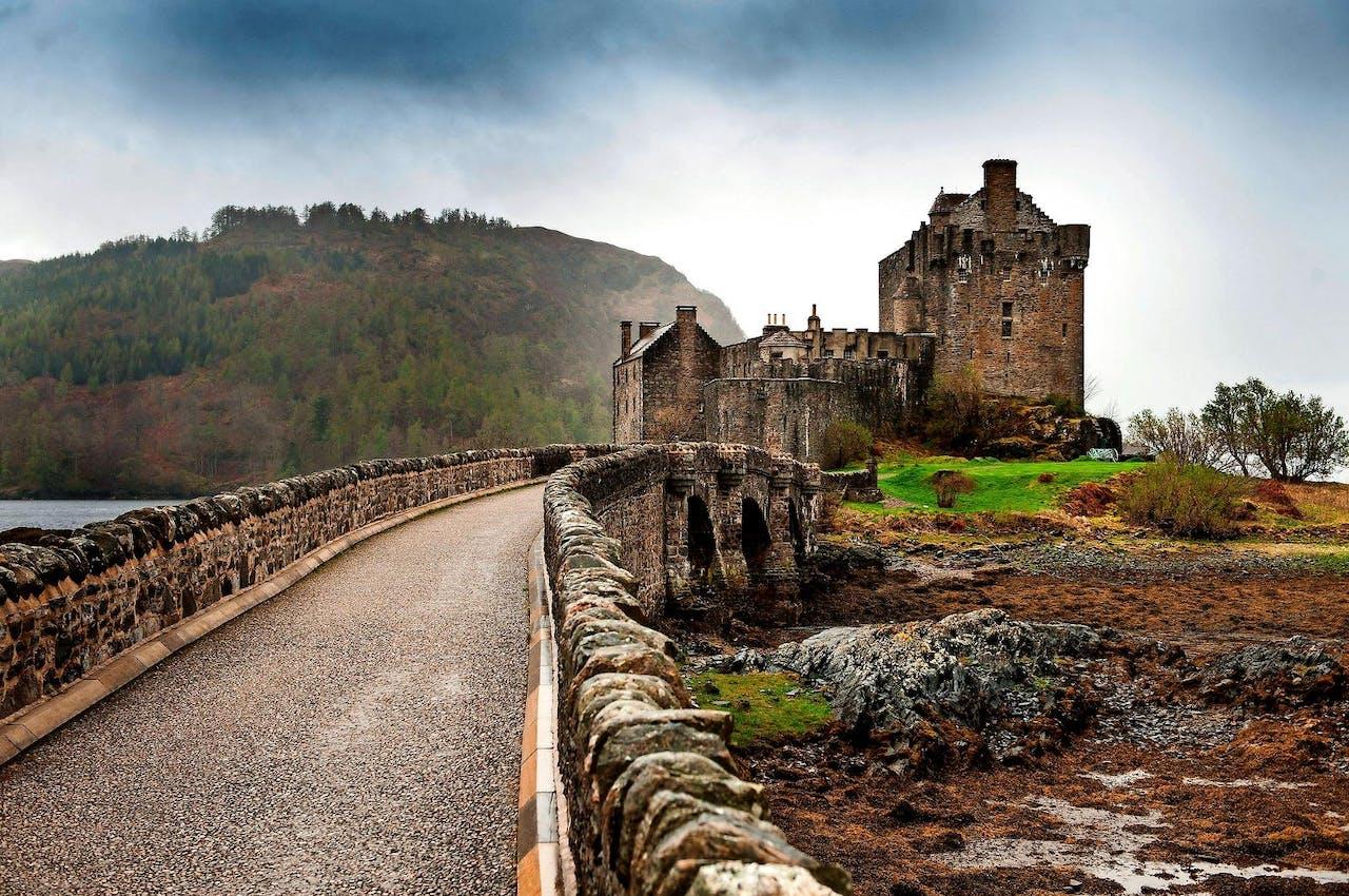 Het Schotse eiland Eigg.