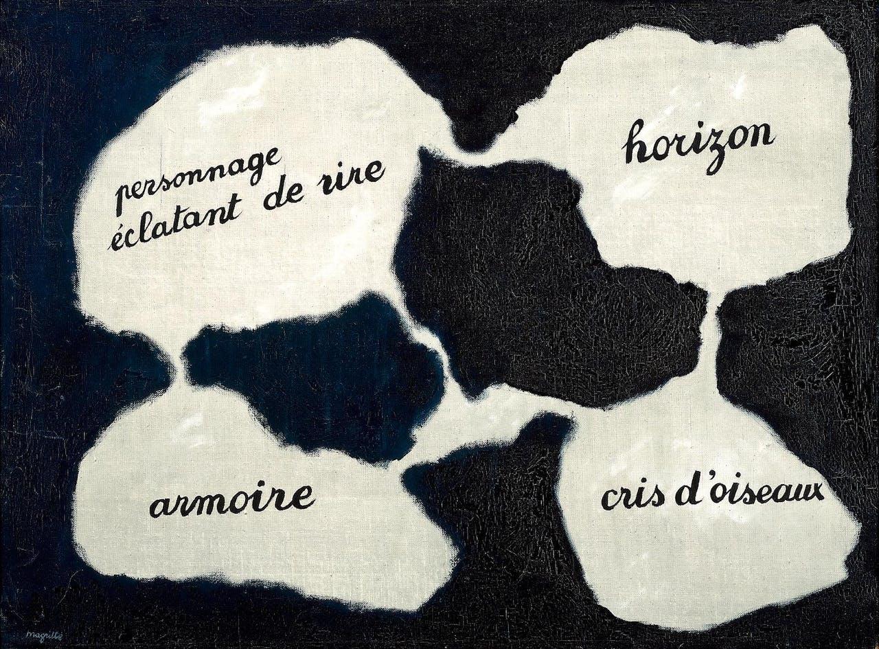 'Le miroir vivant' (1928). Museum Boijmans heeft een jaarlijks aankoopbudget van 50.000 euro, maar met hulp van fondsen kan het dit werk kopen. Voor de laatste 120.000 euro vraagt het de hulp van het publiek.