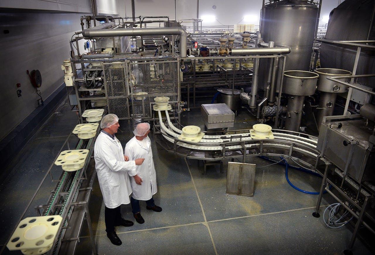 Kaasmakerij Henri Willig in Heerenveen
