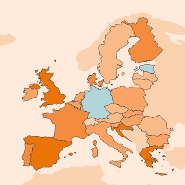 Euro Landen