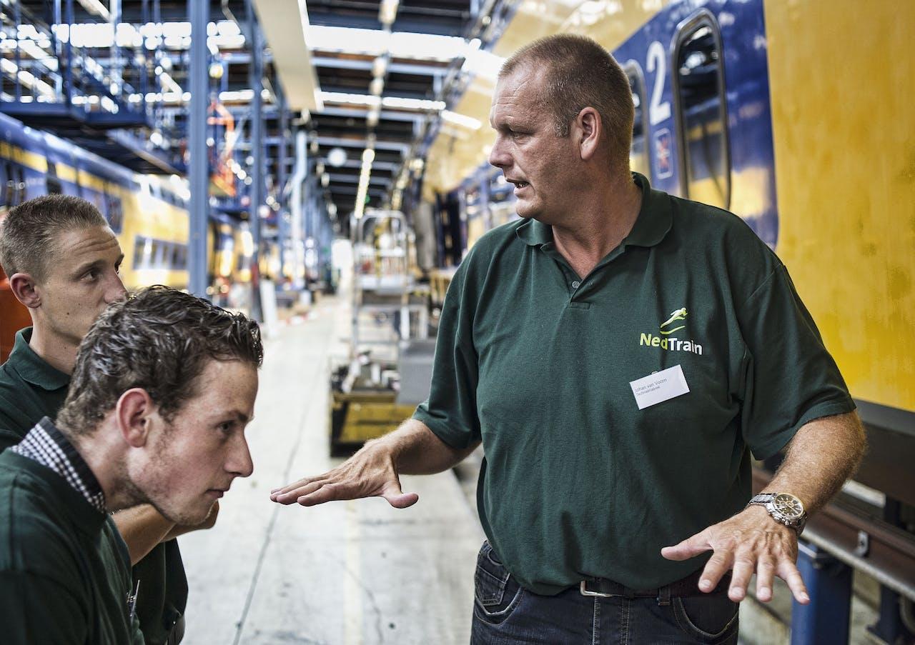 De TechniekFabriek, de bedrijfsschool voor treinmonteurs van NS-dochter NedTrain, werd in 2012 officieel gelanceerd.