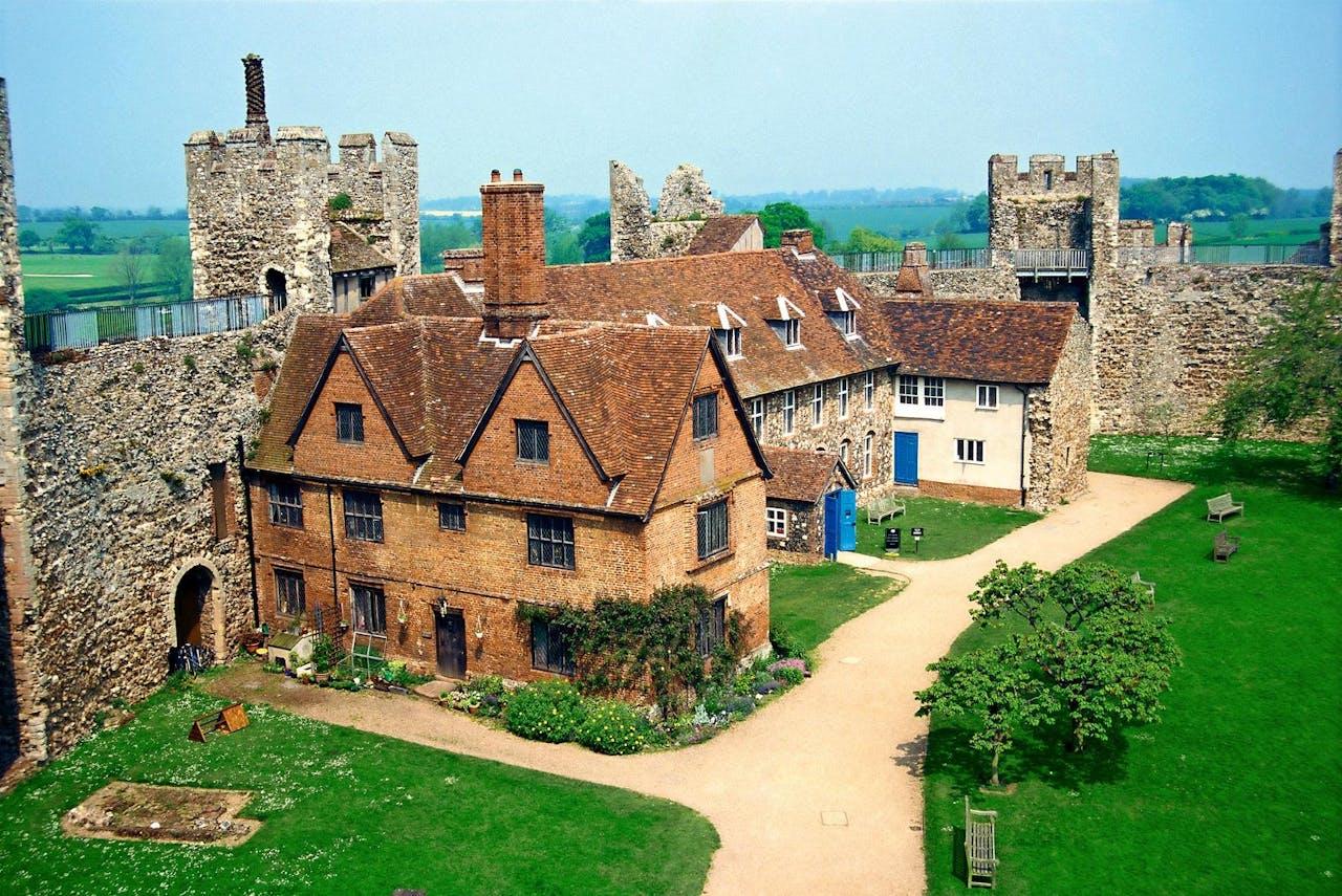 De omgeving van Suffolk doet denken aan Twente (foto: Corbis).