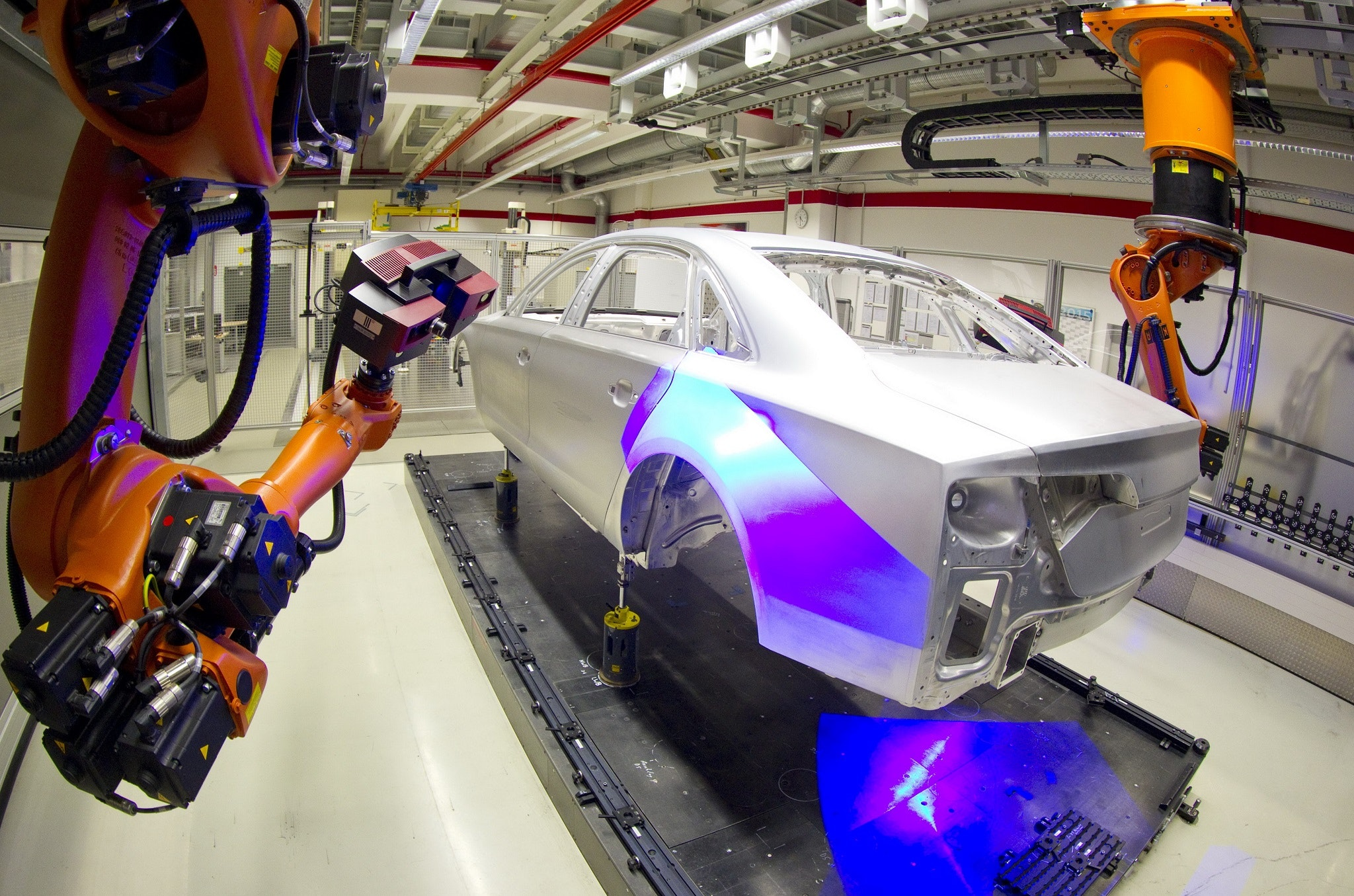 Audi Laat Elektrische Terreinwagen Voor Wereldmarkt In Belgie Produceren