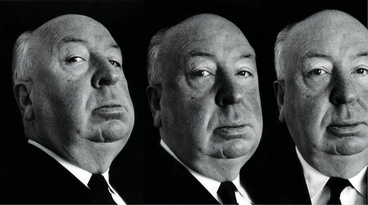 Niemand mocht een toespeling maken op Hitchcocks omvang, op straffe van uitsluiting.