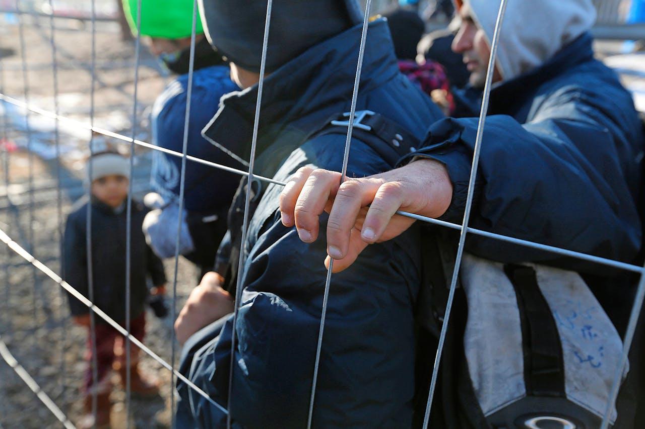 Het IMF benadrukt dat de vluchtelingencrisis allereerst een humanitaire catastrofe is voor de conflictgebieden. (Foto: HH)