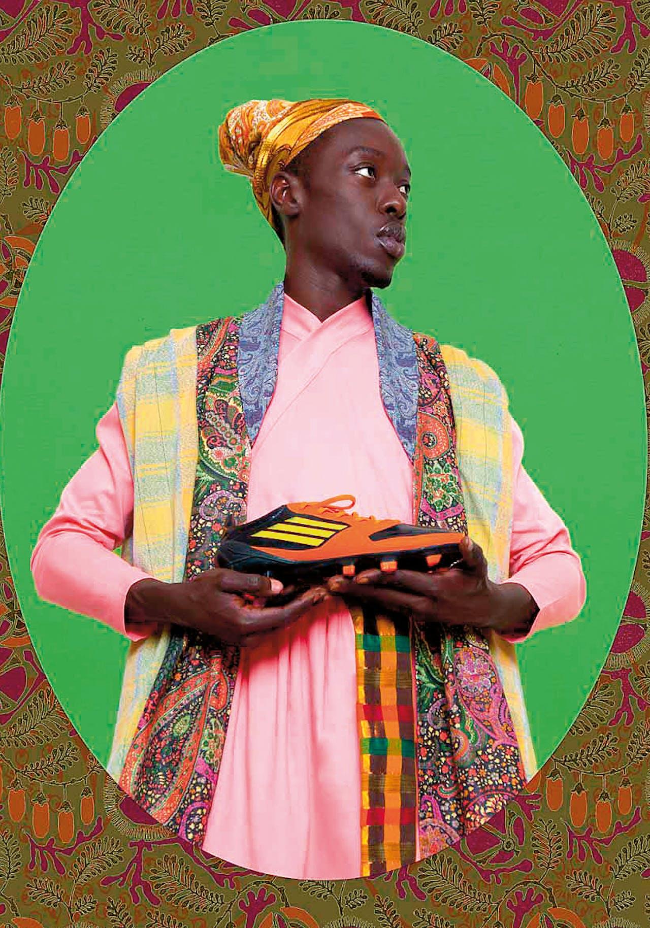 'Ikhlas Khan Diaspora series' Omar Victor Diop, 2015