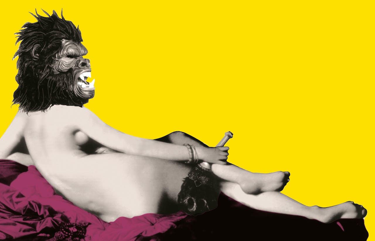 De Amerikaanse actievoerders Guerrilla Girls begonnen dertig jaar geleden met het op de agenda zetten van sekse-ongelijkheid in de kunst. Van de 169 kunstenaars van wie destijds werk te zien was op een tentoonstelling in het New Yorkse Metropolitan, waren er slechts dertien vrouw.