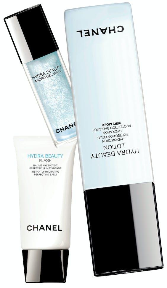 Het geheime wapen van Chanel is een heus 'magnetic water complex'.
