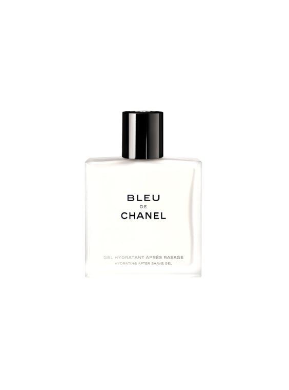 De afthershave van Chanel 'versmelt' met de huid.