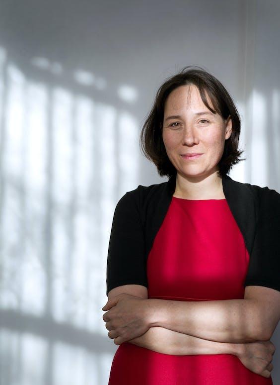 Monika Sie Dhian.(Foto: Werry Crone)