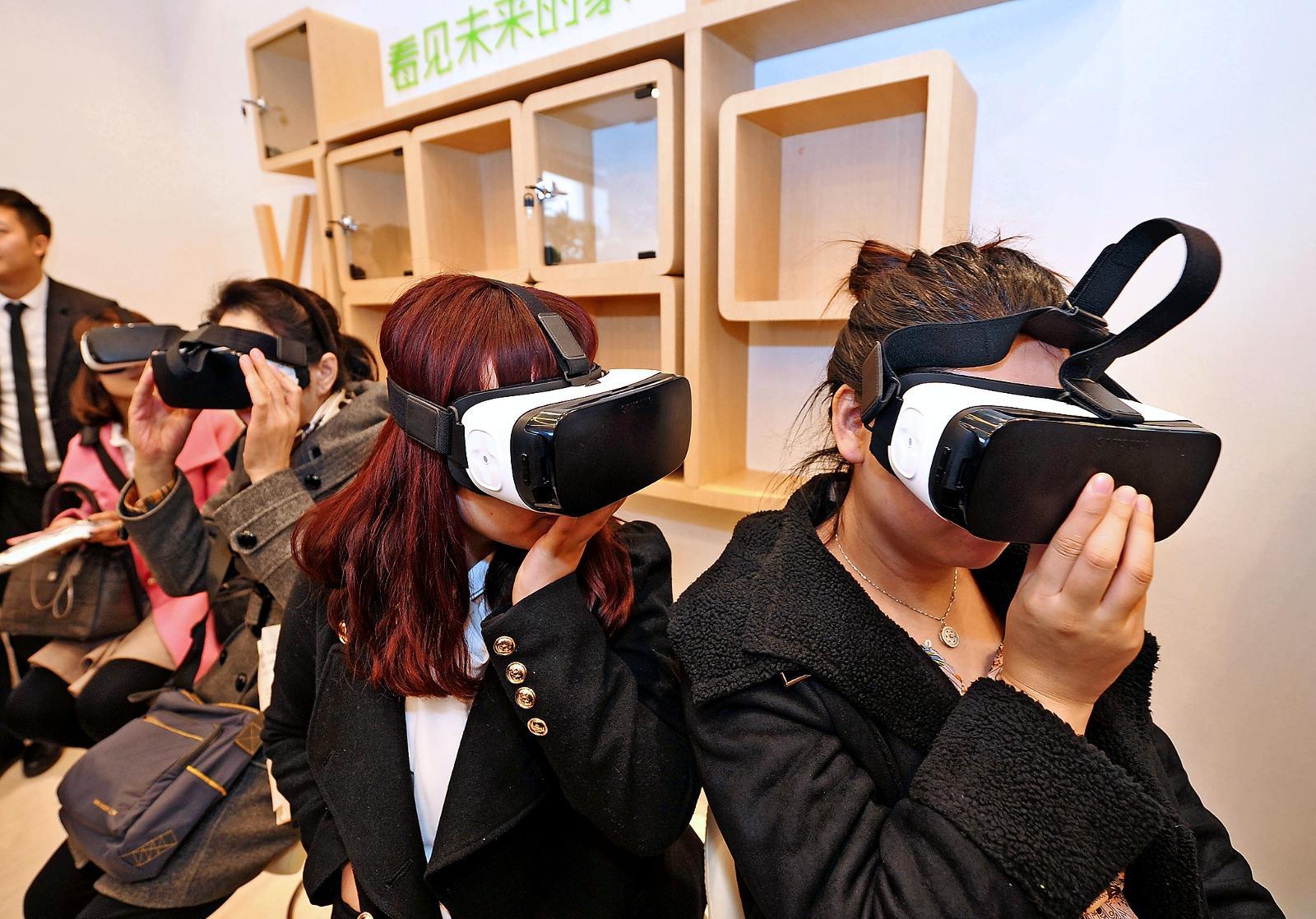 Virtual Reality Keuken : Winkels storten zich op virtual reality