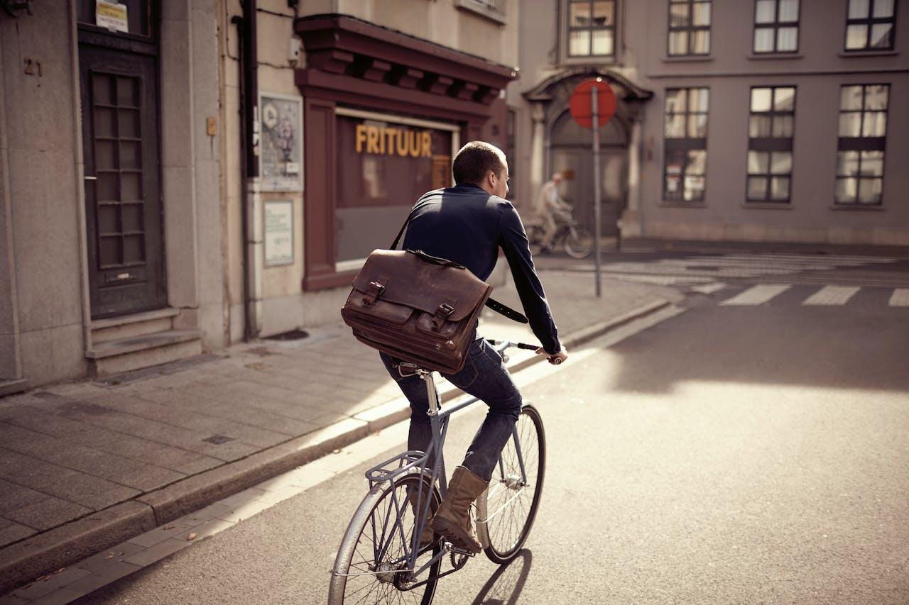Veltman legt zich vooral toe op 'commuter bikes', de ideale fiets voor het woon-werkverkeer.