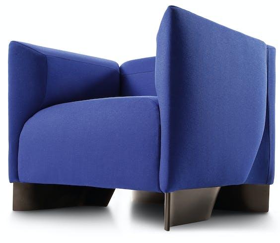 De ZH One-stoel voor Cassina.