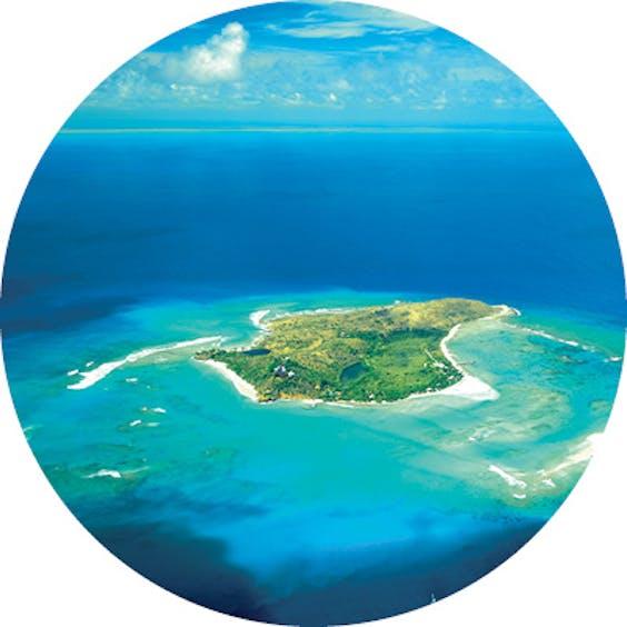 Necker Island.