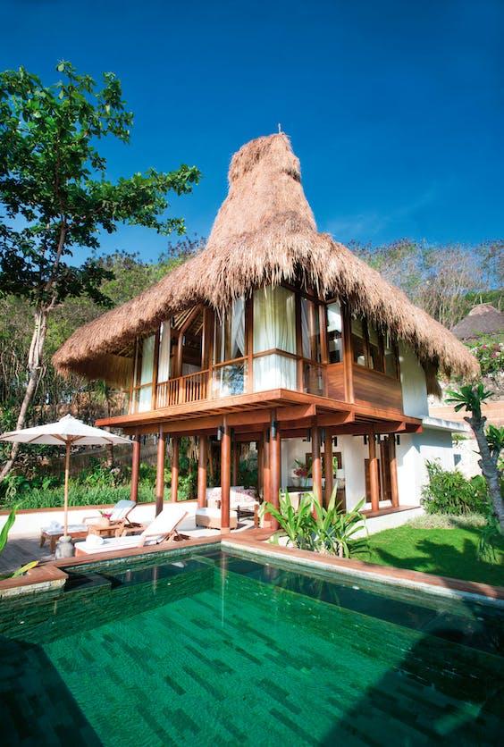 Nihiwatu Resort.