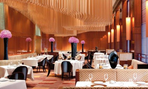 Restaurant Amber.