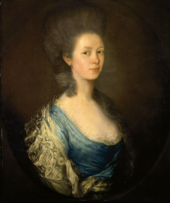 'Mrs Kilderbee', 1750-59.