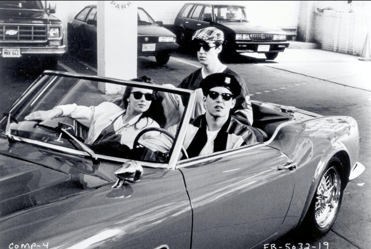 Ferris Bueller's Day Off (John Hughes, 1986) | Ferrari 250 GT California Spyder