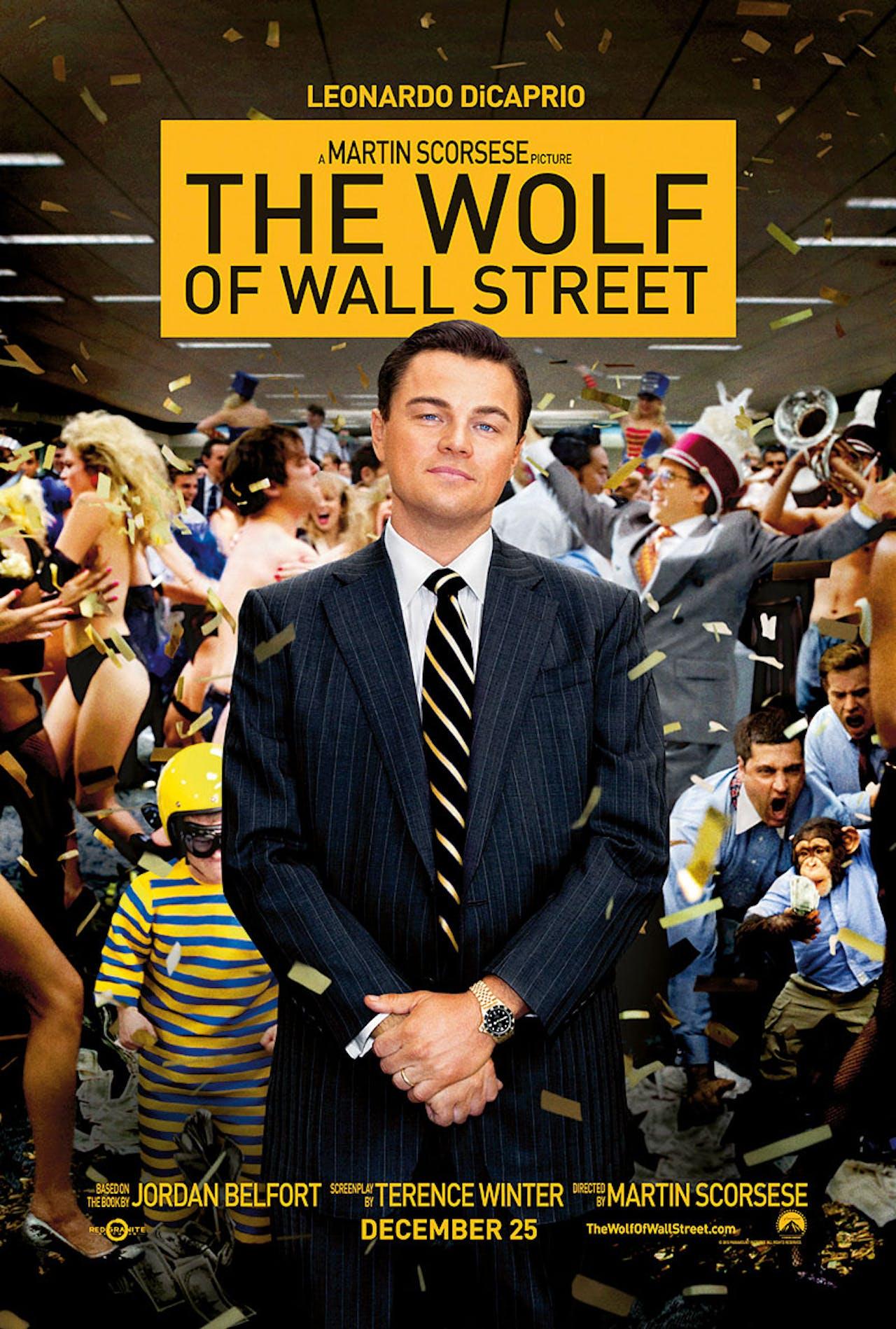 The Wolf of Wall Street (Martin Scorsese, 2013) | Lamborghini Countach 25th Anniversary