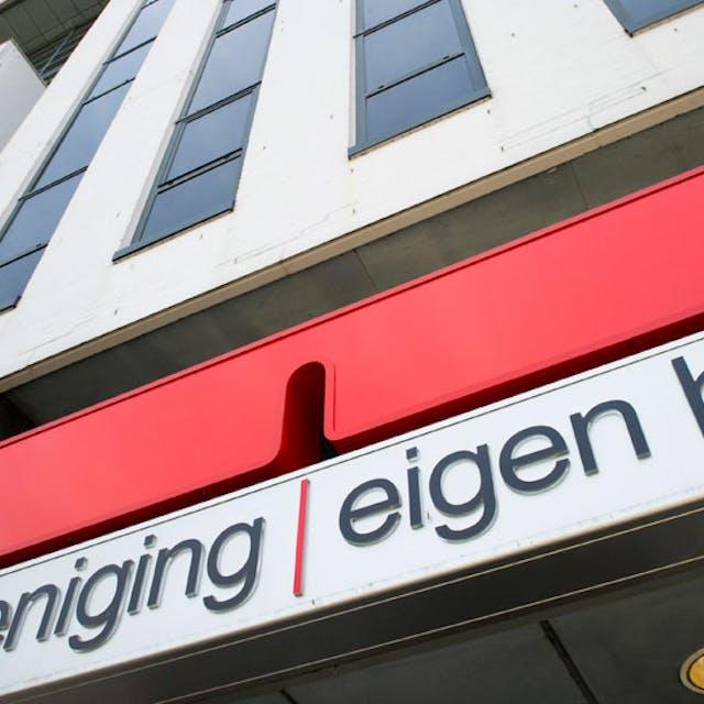 Project veh redt woningmarkt niet for Vereniging eigen huis inloggen