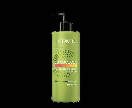 Redken Curvaceous No Foam Shampoo