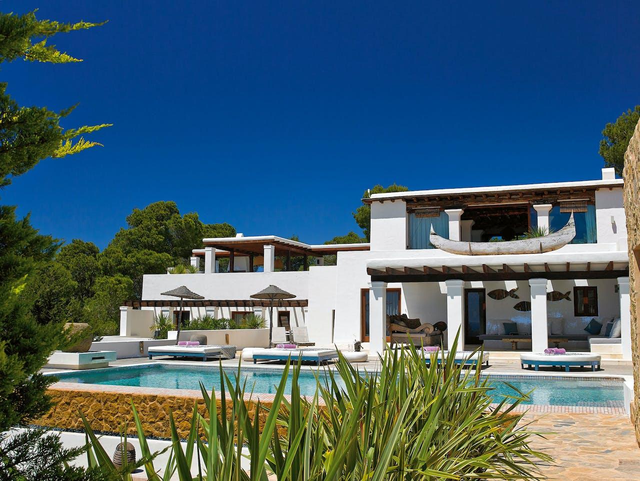Villa Uma op Ibiza