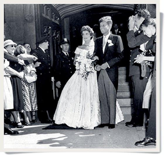 Tafel 3 in Martin's Tavern staat bekend als The Proposal Booth: hier vroeg John F. Kennedy Jackie ten huwelijk.