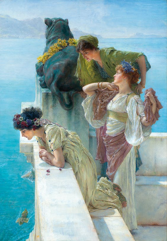 oude Rome orgie