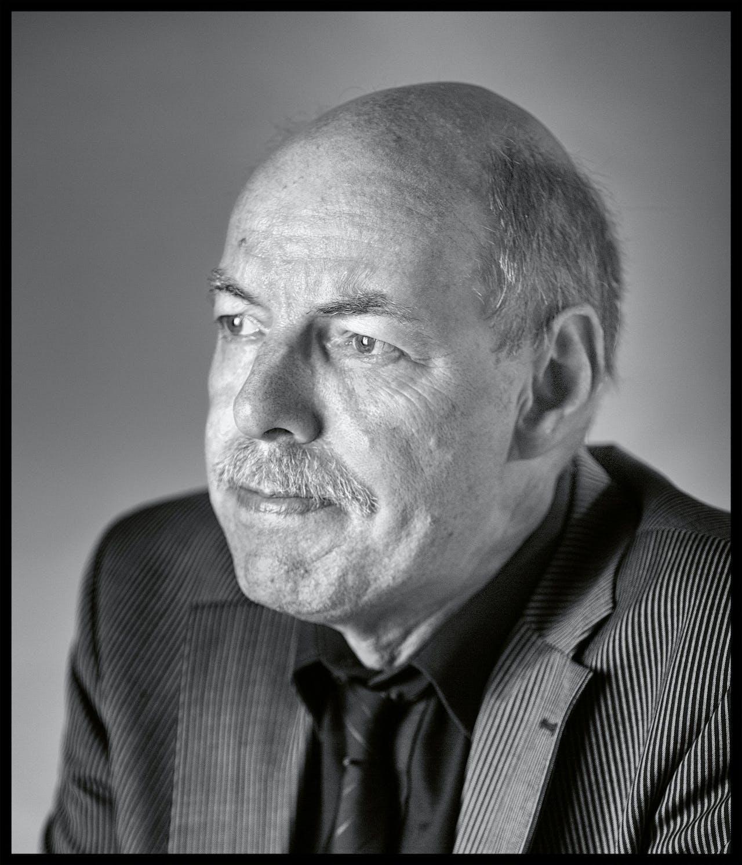 Hans Anker (Foto: Gerard Wagemakers