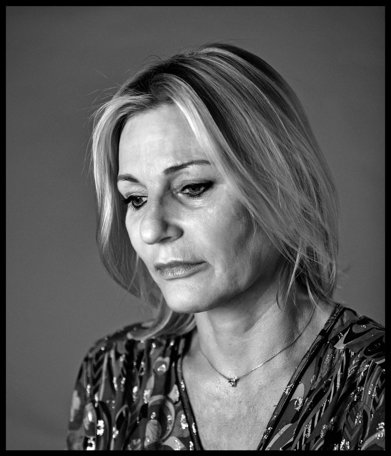 Anne-Marie Rakhorst (foto: Gerard Wagemakers).