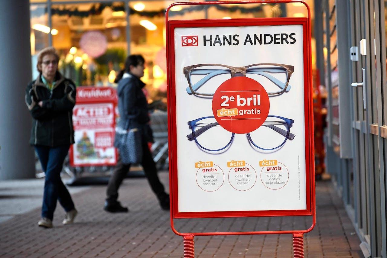 2e + 3e Bril helemaaaal gratis bij Hans Anders brillen!