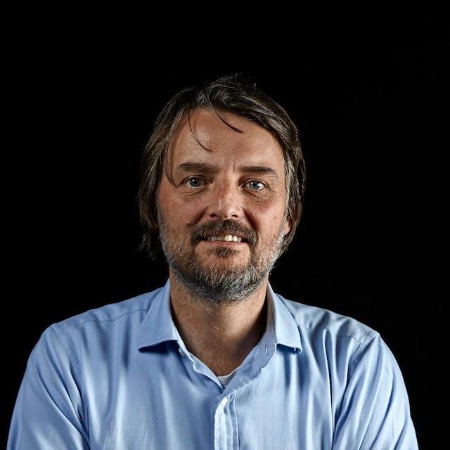 Guido van Staveren van Dijk (Foto's: Mark Horn voor Het Financieele Dagblad)