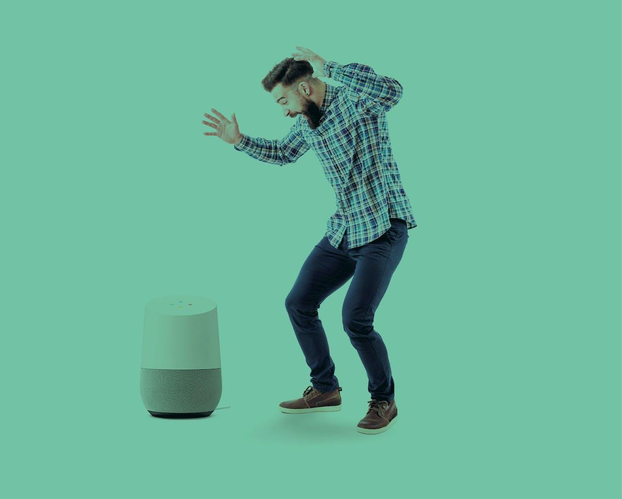 Onwijs Voice is het nieuwe internet XW-98
