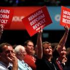 Labour Party kiest radicale koers — behalve over brexit
